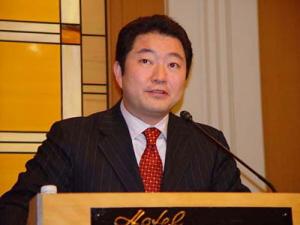 Presidente Square-Enix Yoichi Wada