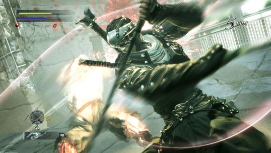 ninja_blade_demo