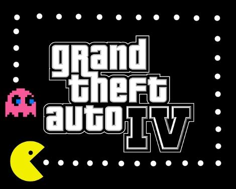 GTA y PacMan