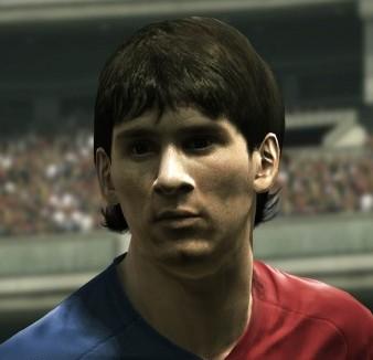 Messi - PES 2010