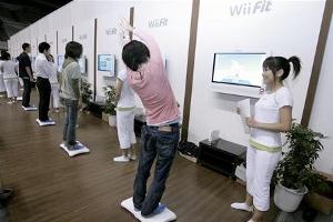 Wii Fit + Balance Board