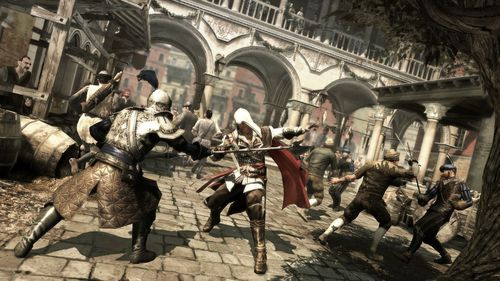 Juego Assassin's Creed 2